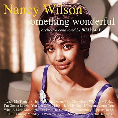 Nancy Wilson (Jazz)/Something Wonderful[716542]