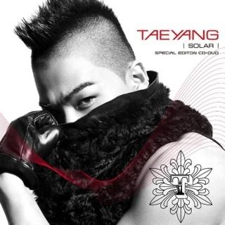 SOL (from BIGBANG)/Tae Yang/SOLAR: Tae Yang Vol. 1 (台湾独占豪華影音限定盤) [CD+DVD+A4 カレンダー付ファイル]<限定盤>[5419601452]