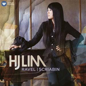 H.J.リム/Piano Works - Ravel &Scriabin[9999145092]