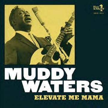 Elevate Me Mama CD