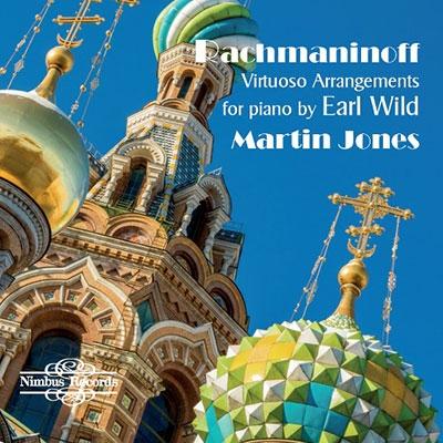 マーティン・ジョーンズ (Piano)/Virtuoso Arrangements for Piano by Earl Wild Vol.2[NI5965]