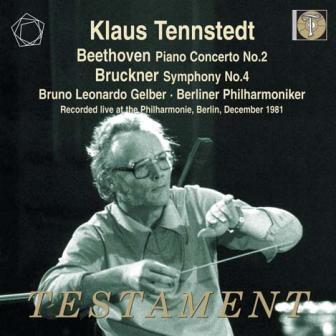 クラウス・テンシュテット/Bruckner: Symphony No.4