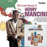 The Big Latin Band of Henry Mancini & The Latin Sound of Henry Mancini CD