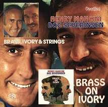 Brass, Ivory and Strings & Brass on Ivory CD