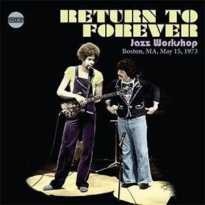 Jazz Workshop, Boston, Ma, May 15,1973 CD