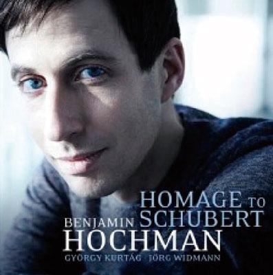 ベンジャミン・ホックマン/Homage to Schubert [AV2281]