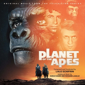 Lalo Schifrin/Planet Of The Apes TV Series[LLLCD1336]