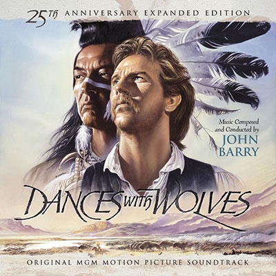 John Barry/Dances With Wolves: 25th Anniversary (Expanded) [LLLCD1350]