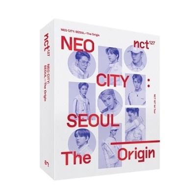 Neo City : Seoul - The Origin [Kit Video]<限定盤> Accessories