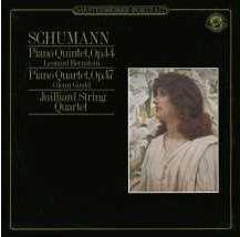 Schumann: Piano Quintet Op.44, Piano Quartet Op.47