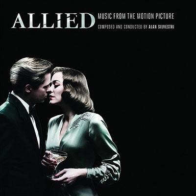 Alan Silvestri/Allied (マリアンヌ)[88985392312]