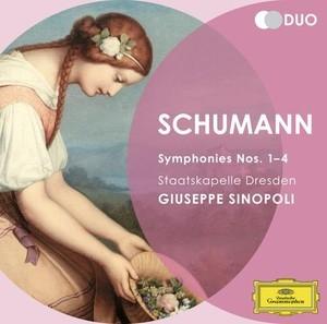 Schumann: Symphonies No.1-No.4, , Overture, Scherzo and Finale