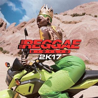 Reggae Gold 2017 CD