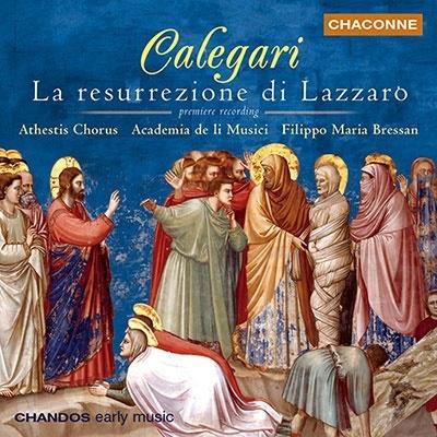 Calegari: La Ressurezione di Lazzaro / Bressan, et al