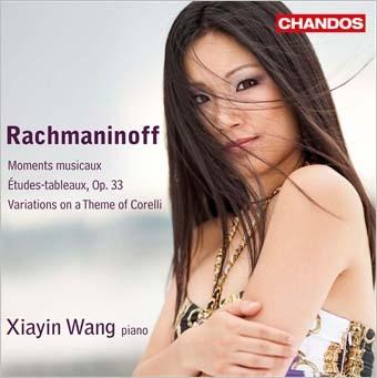 シャイン・ワン/Rachmaninov: Moments Musicaux Op.16, Etudes-Tableaux Op.33, Variations on a Theme of Corelli Op.42[CHAN10724]