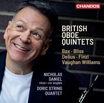イギリスのオーボエ五重奏曲集