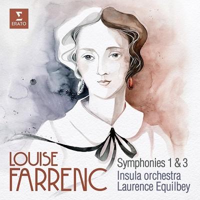 ルイーズ・ファランク: 交響曲第1番&第3番