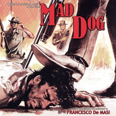 Francesco De Masi/Mad Dog<初回生産限定盤>[KRONCD009]