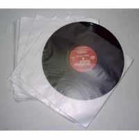 DISKUNION LP用3面仕様内袋/台紙入り (10枚セット) [ACS95]