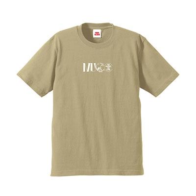 MUCC/MUCC × TOWER RECORDS T-shirts A サンドカーキ M[MD01-5844]