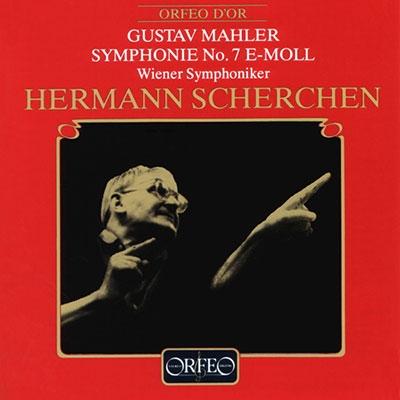 ヘルマン・シェルヘン/Mahler : Symphony No.7 [C279921DR]