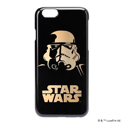 STARWARS iPhone 6用 ハードケース 金箔押し ストームトルーパー [PG-DCS922ST]