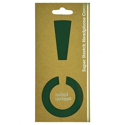 mimimamo ストレッチヘッドカバーM/Green [MHC-001-GN]