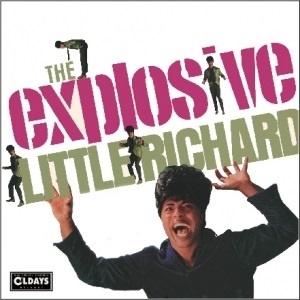 Little Richard/ジ・エクスプローシヴ・リトル・リチャード<追悼盤>[ODR6932]