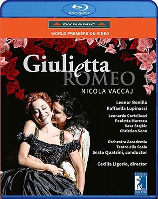 ニコラ・ヴァッカイ: 歌劇《ジュリエッタとロメーオ》