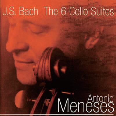 J.S.Bach: 6 Suites for Cello Solo<期間限定盤>