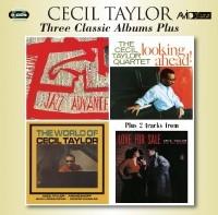 Cecil Taylor/Three Classic Albums Plus[EMS1116]
