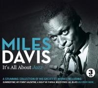 Miles Davis/It's All About Jazz[GO3CD73422]