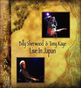Billy Sherwood/Live in Japan: Expanded Edition [2CD+1DVD][BS0010CD]