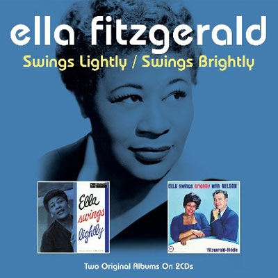 Ella Fitzgerald/Swings Lightly/Swings Brightly[NOT2CD502]