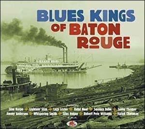 Blues Kings of Baton Rouge CD