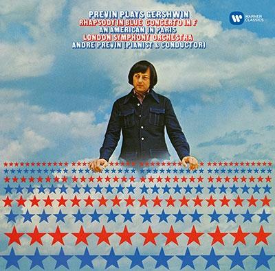 アンドレ・プレヴィン/Gershwin: Rhapsody in Blue, Concerto in F, An American in Paris[2435668912]