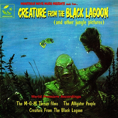 Creature from the Black Lagoon[MMM1952CD]