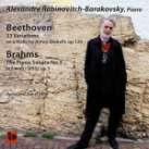アレクサンドル・ラビノヴィッチ・バラコフスキー/Beethoven: 33 Variations on a Waltz by Anton Diabelli Op.120; Brahms: Piano Sonata No.3[GALLO1472]