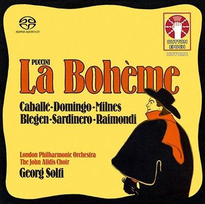 Puccini: La Boheme & Verdi/Puccini: Duets