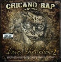 Chicano Rap Love Dedications 2 CD