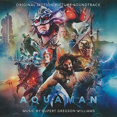 Rupert Gregson-Williams/Aquaman[NLIN401112]