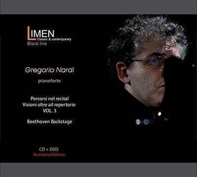 グレゴリオ・ナルディ/Percorsi nel recital - Visioni oltre il repertorio Vol.3 [CD+DVD] [CDVD038C038]
