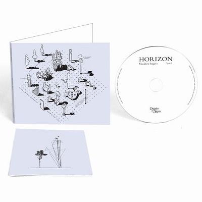 菅谷昌弘/Horizon - Volume 1[EOS02CD]