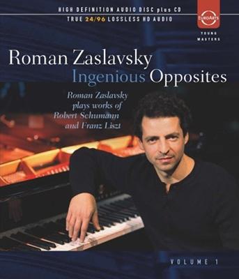 Roman Zaslavsky - Ingenious Opposites [Blu-ray Audio+CD]