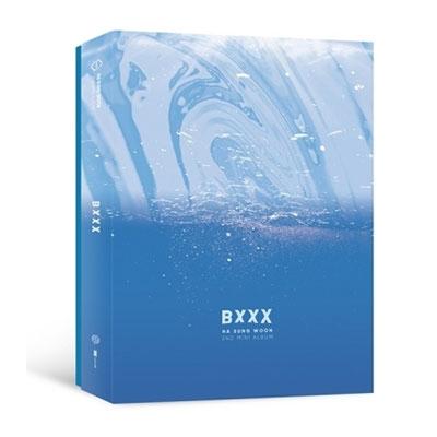 BXXX: 2nd Mini Album CD