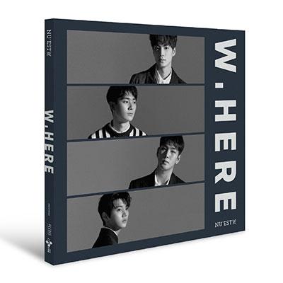 W, Here: NU'EST W Vol.1 (PORTRAIT VER.) CD