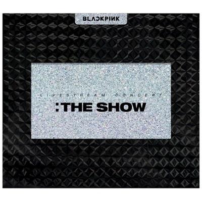 BLACKPINK 2021 [The Show] Live CD CD