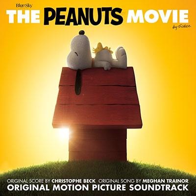Christophe Beck/The Peanuts Movie (I LOVE スヌーピー THE PEANUTS MOVIE)[88875146372]