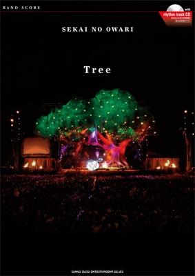 SEKAI NO OWARI 「Tree」 バンド・スコア [BOOK+リズム・トラックCD] Book