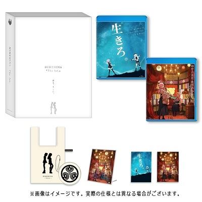 HIMEHINA LIVE Blu-ray「The 1st.」 [2Blu-ray Disc+オリジナルエコバッグ+メッセージ入りアクリルアート Blu-ray Disc